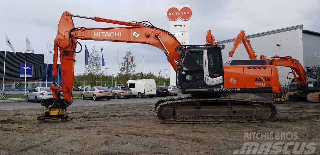 Hitachi ZX 250 LC-3