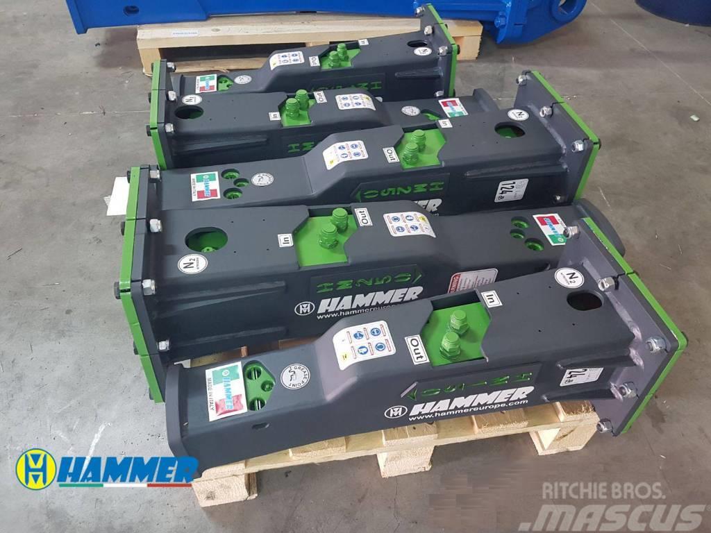 Hammer HM 250 Hydraulic breaker 250 KG