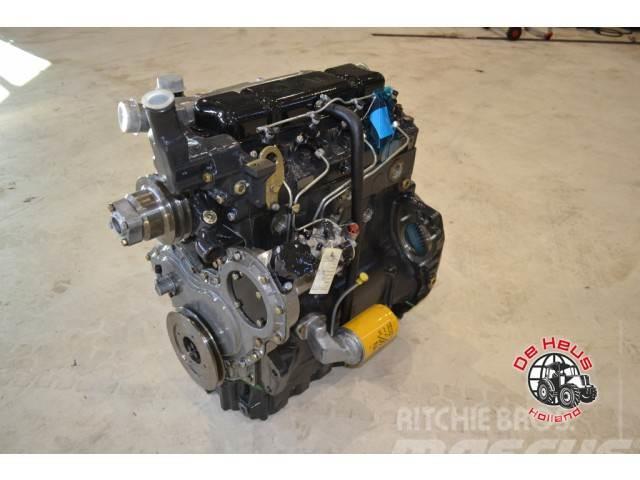 Massey Ferguson A4.248 Engine