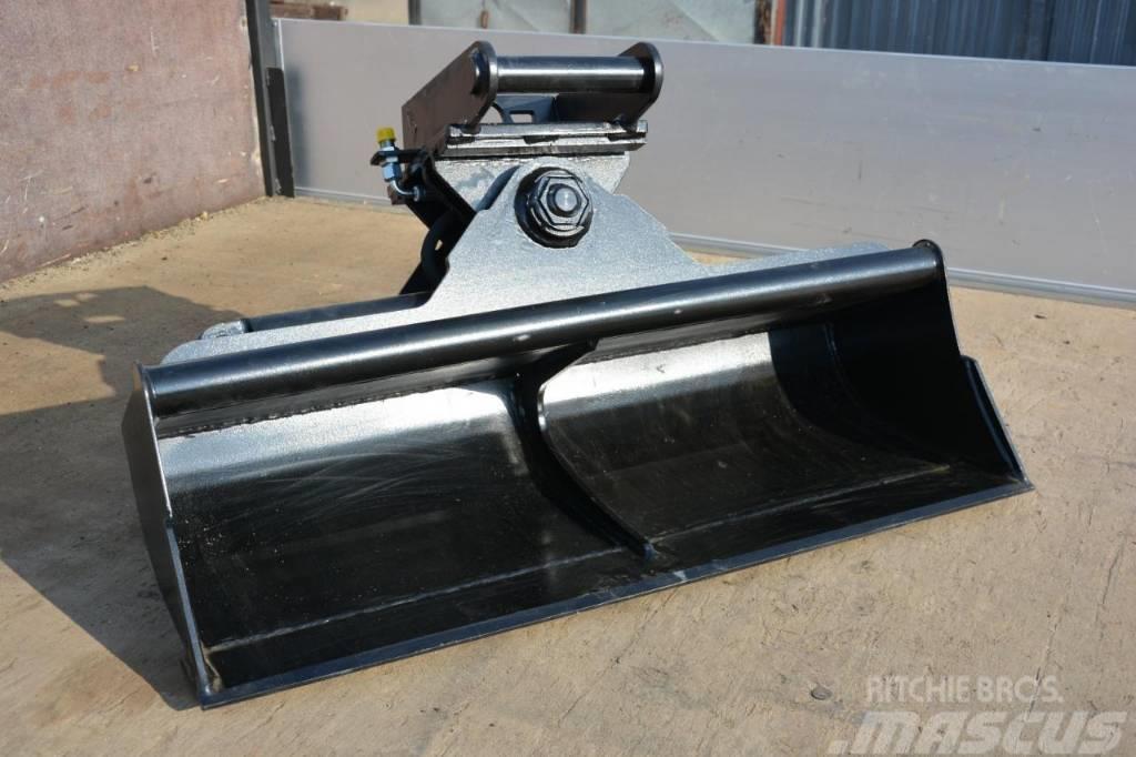 [Other] 80 cm Hydraulischer Grabenräumlöffel Baggerlöffel
