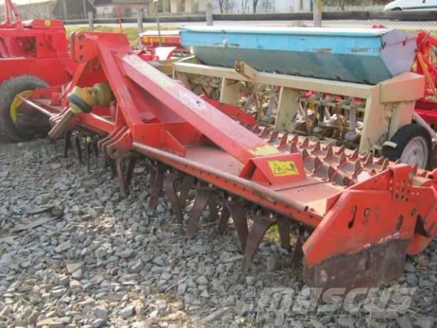 Kuhn HRB 401 D 4 metri Freza
