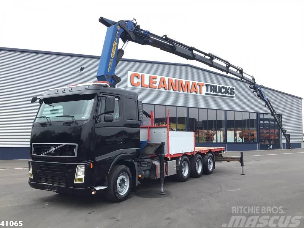 Volvo FH 520 8x4 Palfinger 44 ton/meter laadkraan + JIB