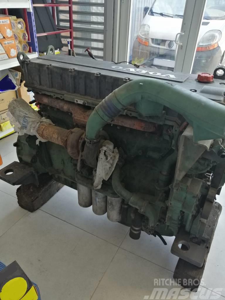 Volvo Engine D12C