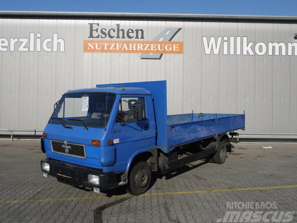 [Other] VW-MAN 8.150 4x2 Pritsche