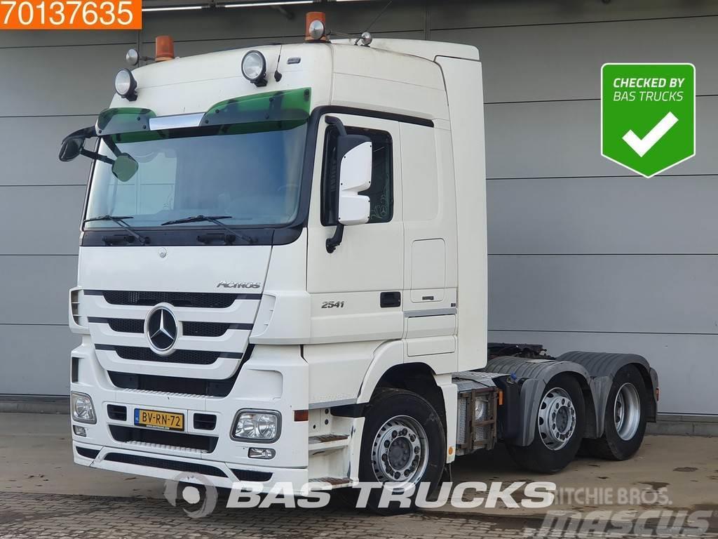 Mercedes-Benz Actros 2541 LS 6X2 Hydraulik Lift+Lenkachse Euro 5