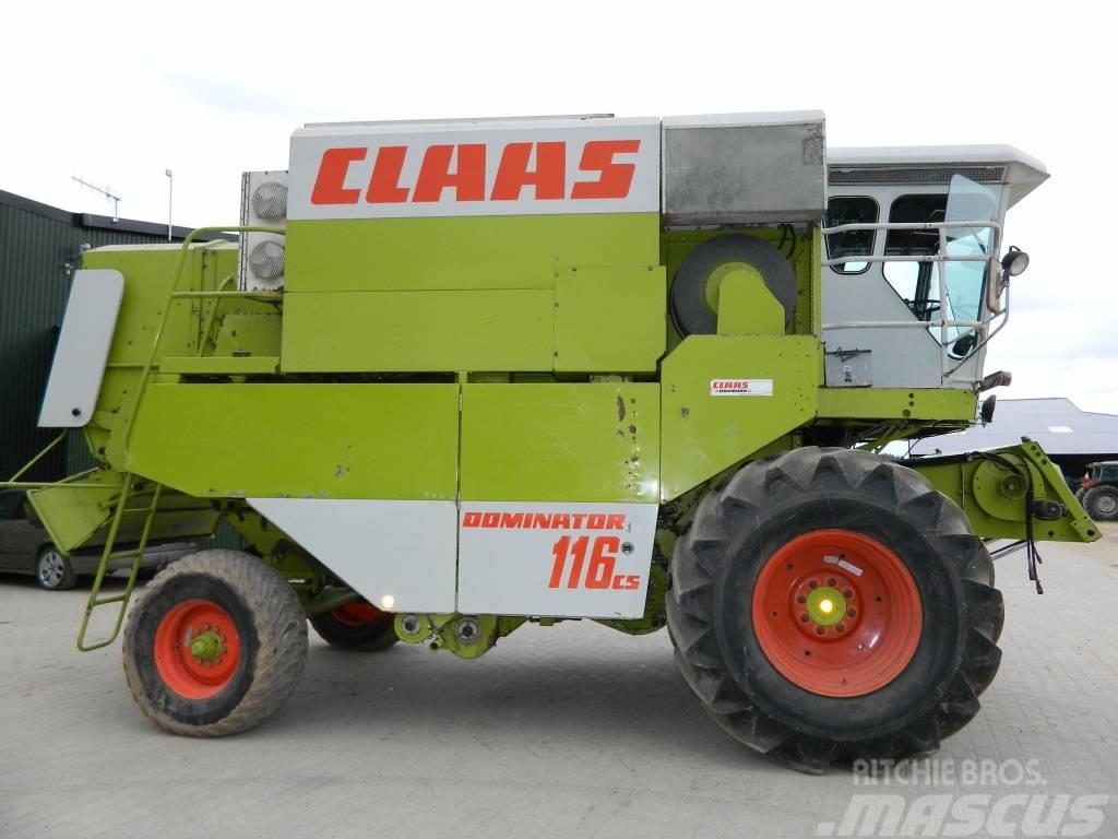 CLAAS Dominator 116