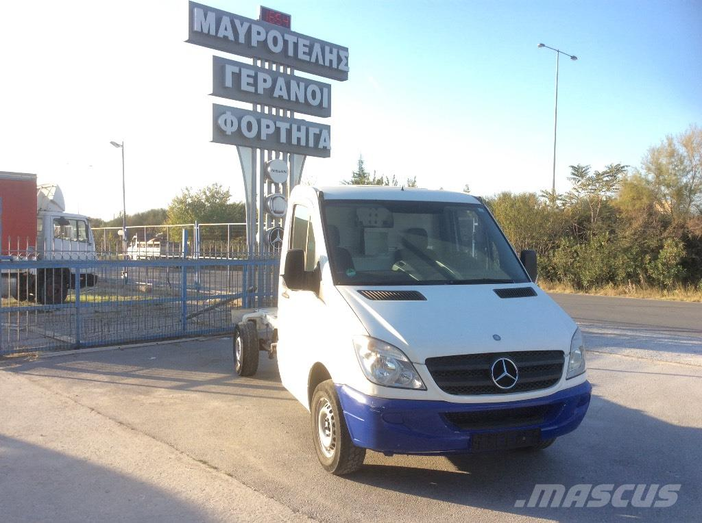 Used mercedes benz 311 sprinter cab chassis year 2008 for Mercedes benz sprinter service locations