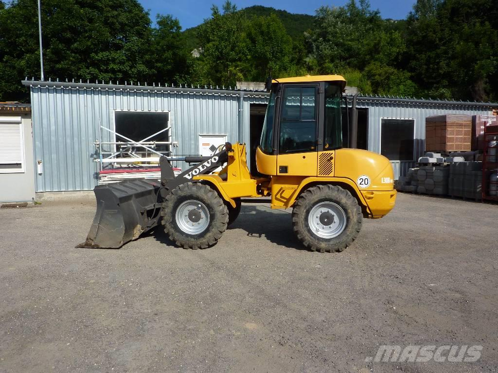 used volvo l 30 b wheel loaders year 2007 price 32 477 for sale mascus usa. Black Bedroom Furniture Sets. Home Design Ideas