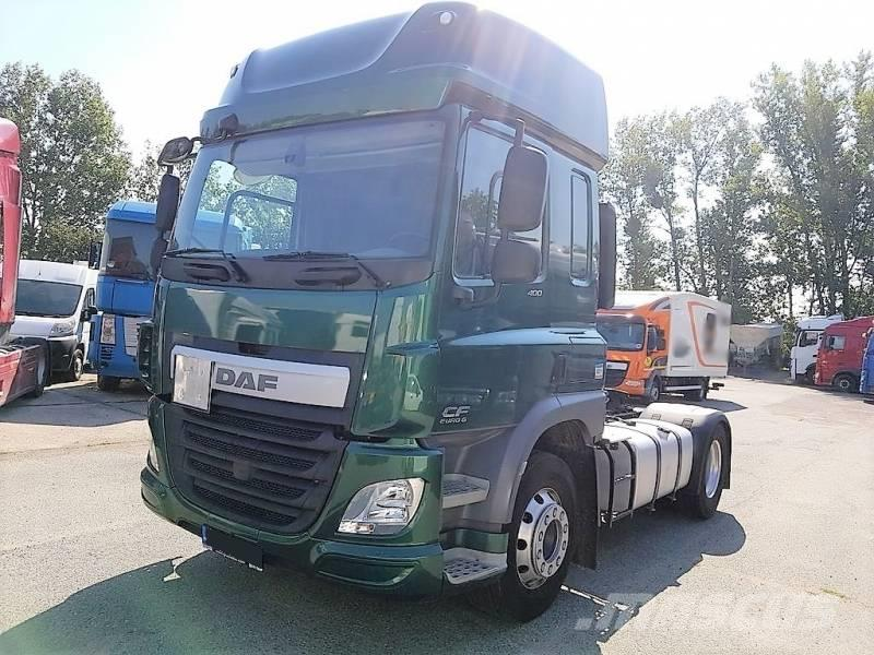 DAF CF 400 Euro 6 FT 4x2 SpaceCab Several Units
