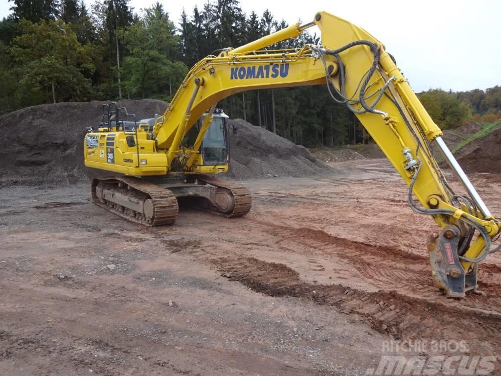 Komatsu HB365NLC-3 / HB365 / HB 365 Hybrid