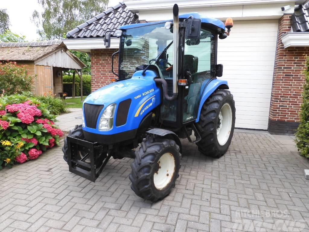 New Holland Boomer 3050
