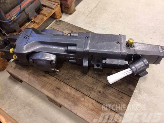 Tamrock Atlas Copco Hydraulic drifter