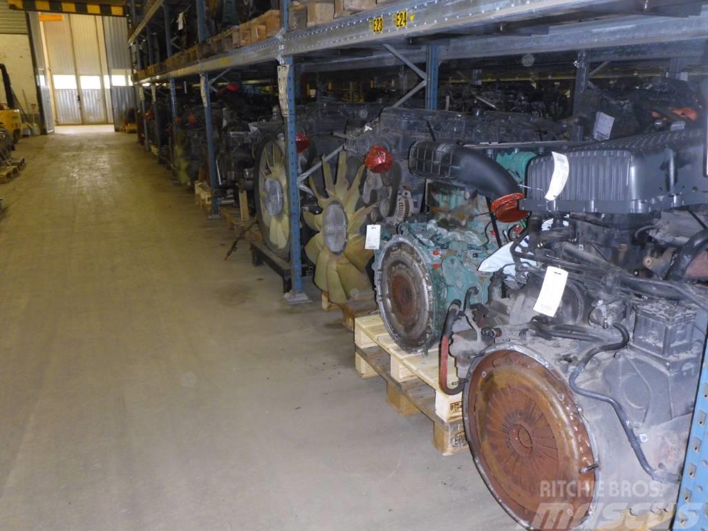 [Other] Motor MAN D2066LF41