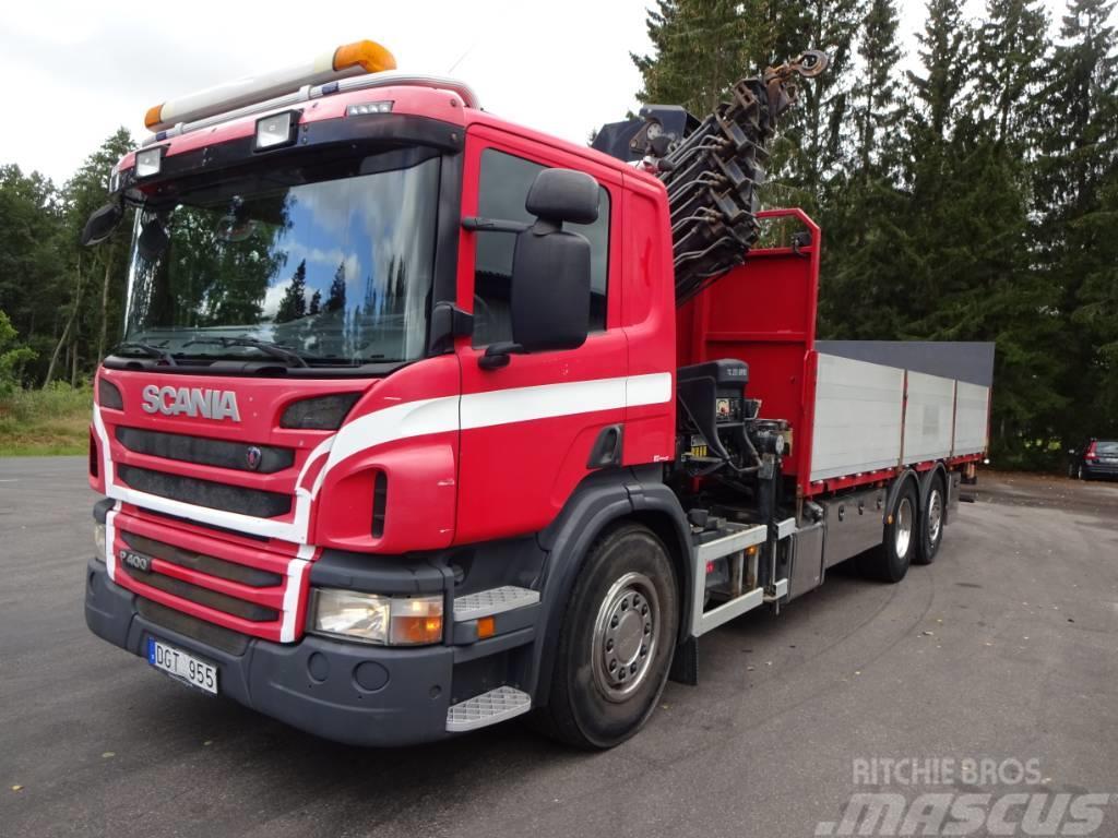 Scania P400lb6x2*4Hna