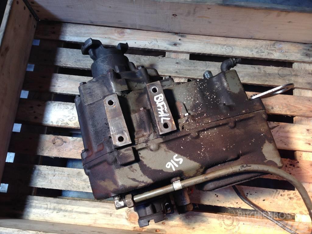 Ponsse Buffalo Transfer gearbox PO 45