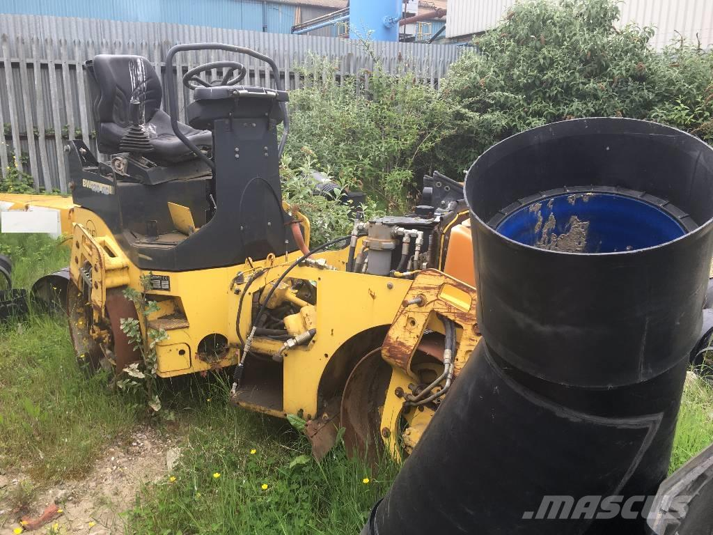 Bomag BW120AD-4 Roller Parts