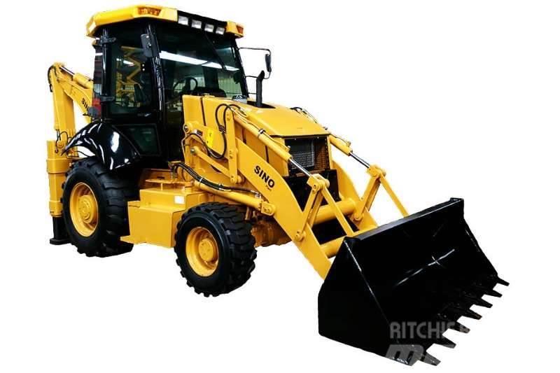 Sino Plant TLB Heavy Duty 4x4