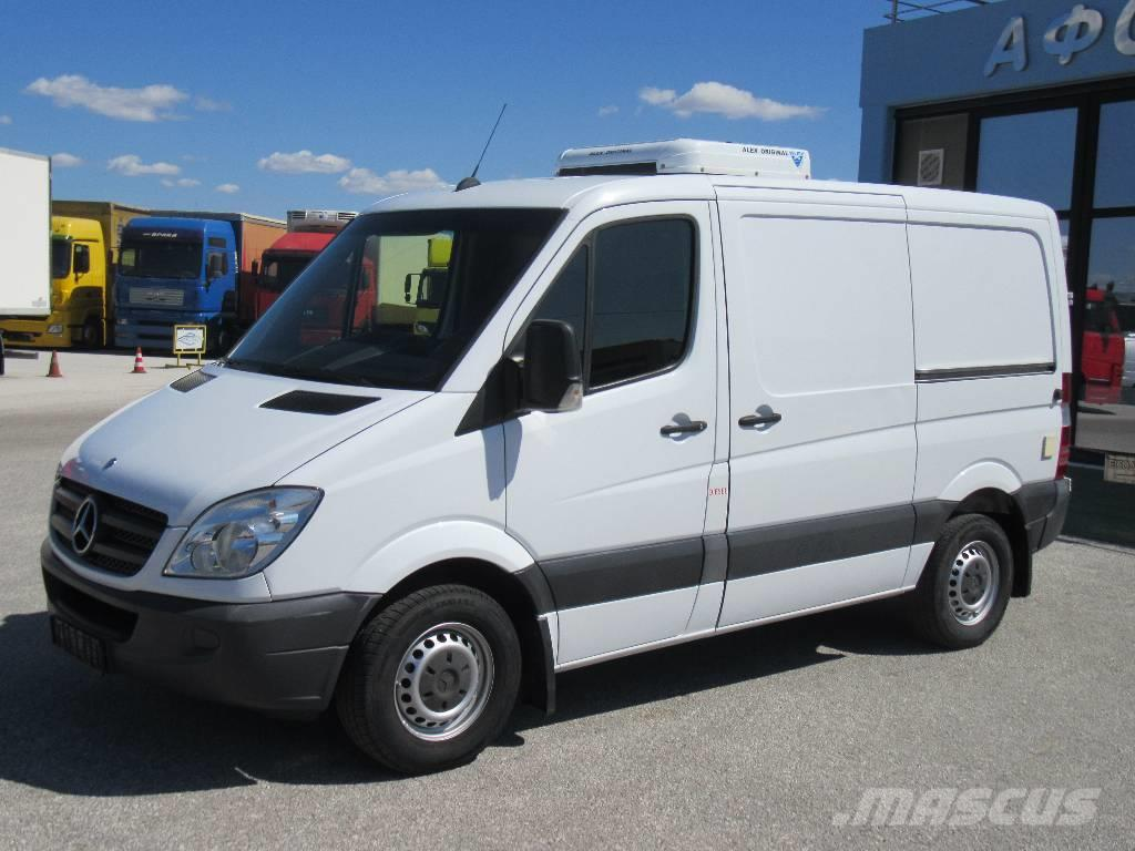 mercedes benz 313 cdi sprinter 2010 r grecja inne vany mascus polska. Black Bedroom Furniture Sets. Home Design Ideas