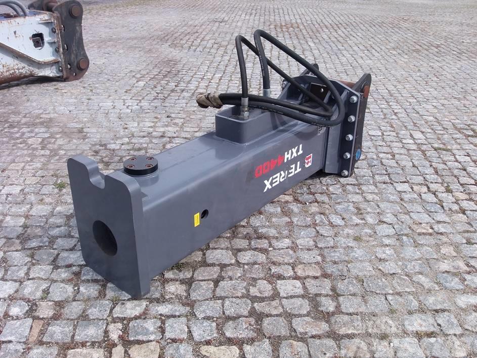 Terex THX 4400 Martelo Hidráulico