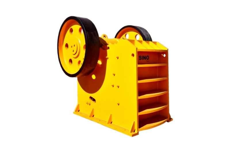 Sino Plant Jaw Crusher 750 x 1060mm