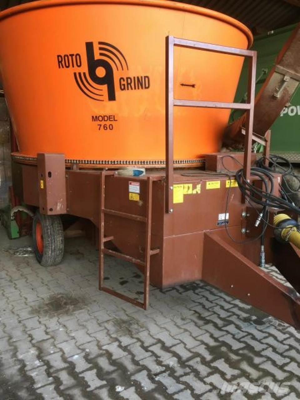 Roto Grind 760