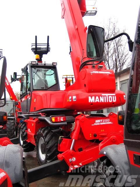 Manitou Manitou ROTO MRT 2150 TURBO 4x4x4 - 21m / 5t.
