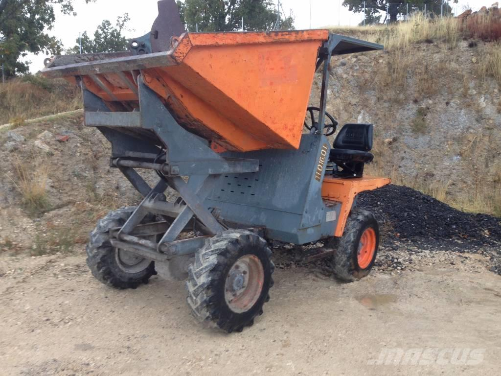 Used Mz Imer site dumpers for sale