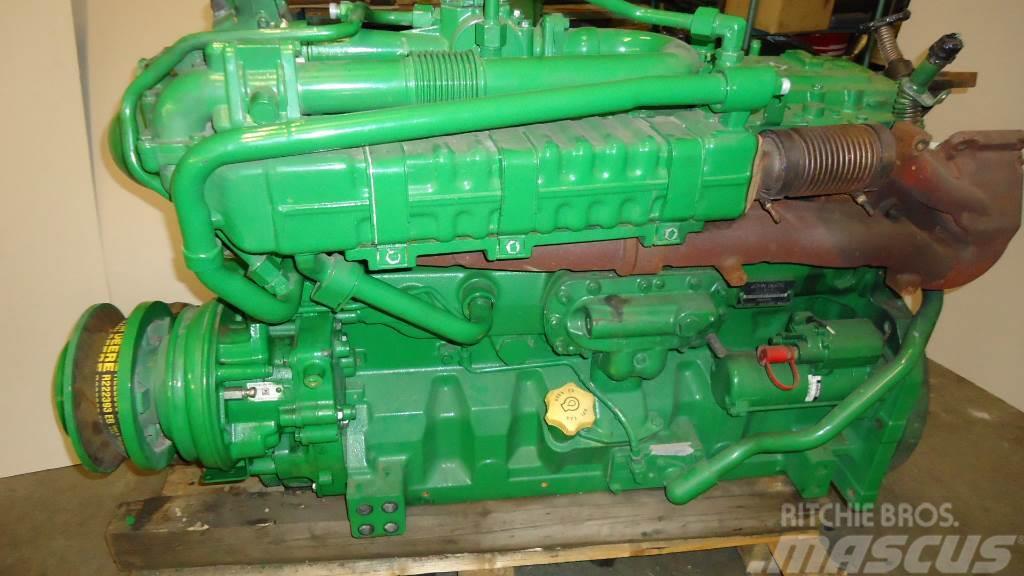 John Deere complete John deere 6090 Motor