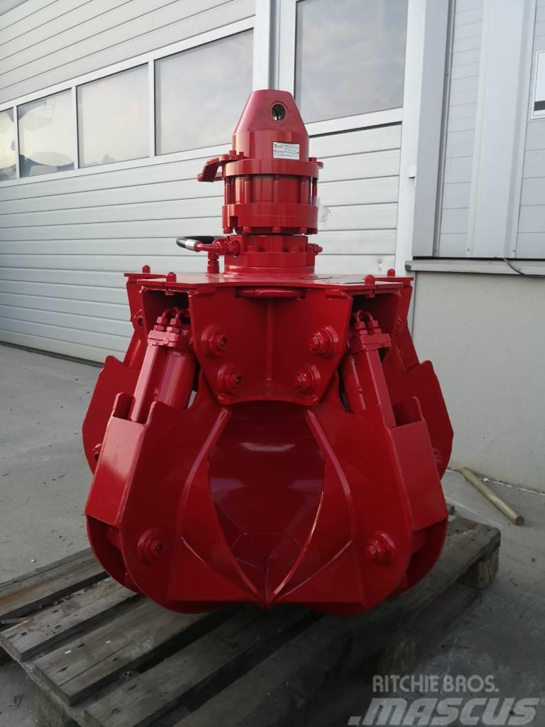 Rozzi RPG230 5P with rotator