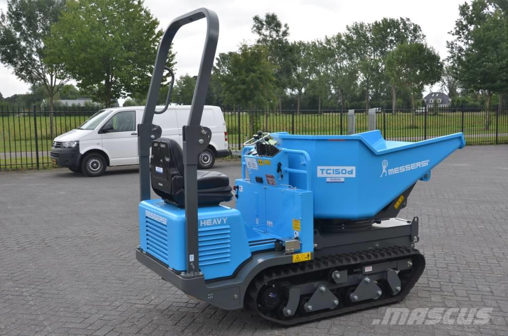 Messersi TCH 1500/ TC 150 D Tracked dumper/ Rupsdumper