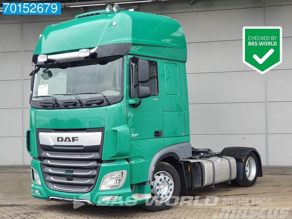 DAF XF 480 4X2 SSC Mega Intarder Standklima ACC LED