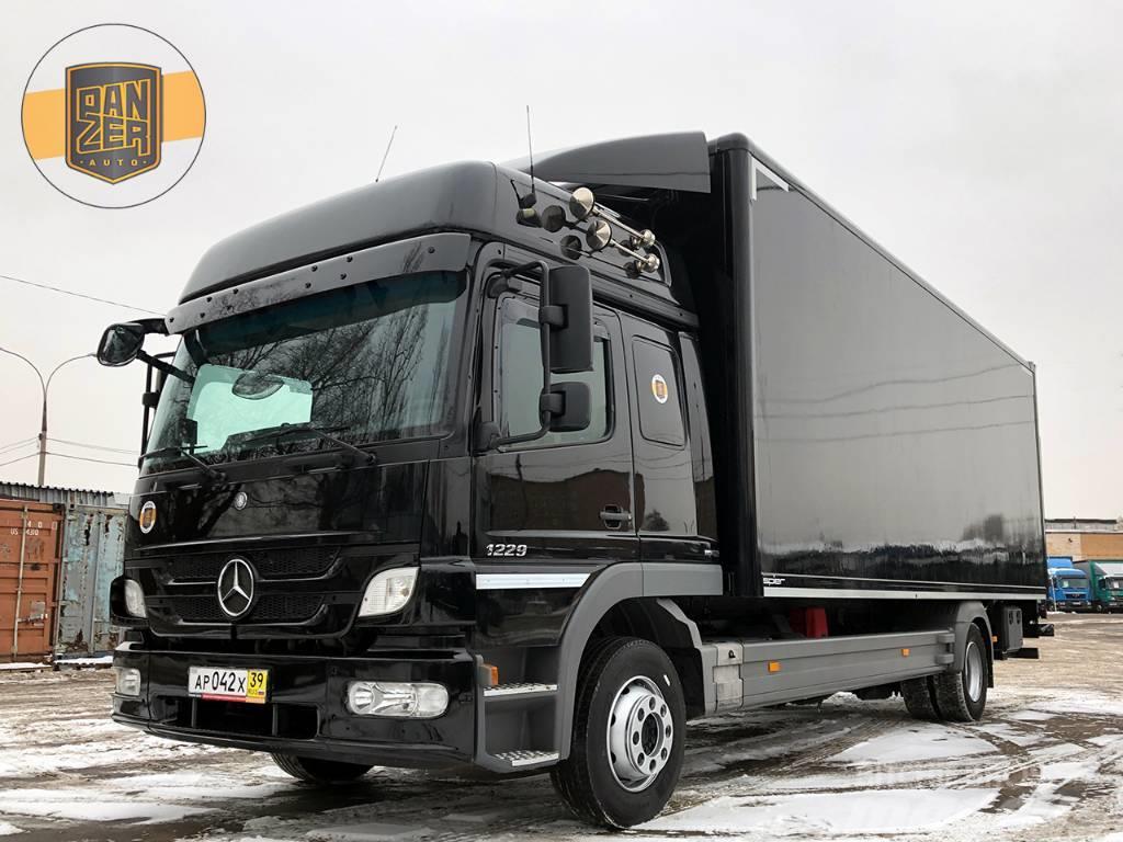 Mercedes-Benz Atego 1229L, фургон-гидроборт, без пробега по РФ