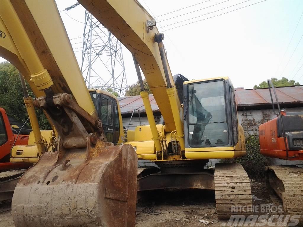 Komatsu pc200-6  PC220-6