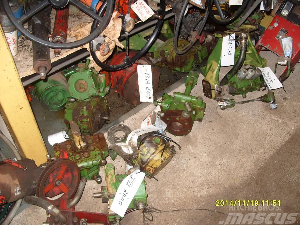 [Other] Begagnad hydraulik lantbruk