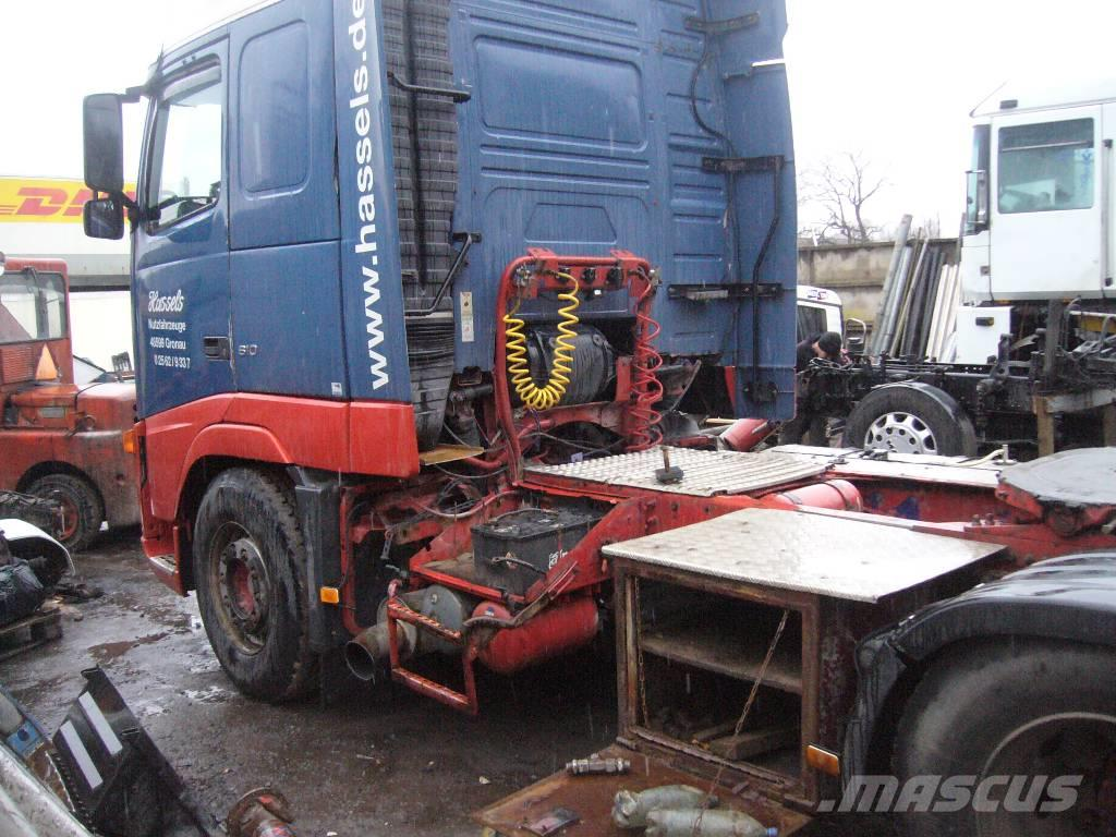 Used Volvo FH16 D16C year 2005 for spare parts box trucks Year: 2005 for sale - Mascus USA