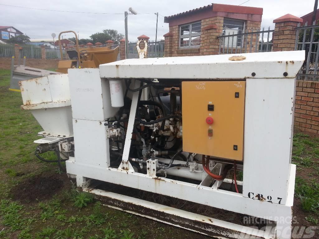 Putzmeister KOS 530 Generator 530 gererator