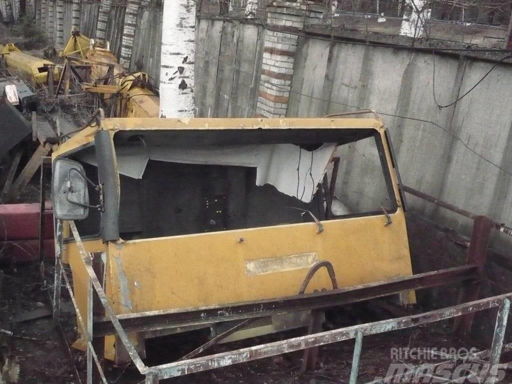 Liebherr parts LTM 1050-4