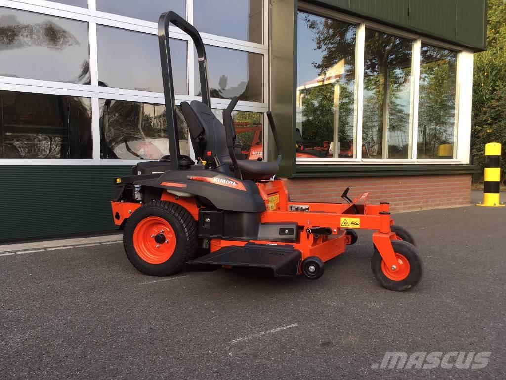 Used kubota z 122 r lawn mowers year 2017 for sale - Used garden tractors for sale by owner ...