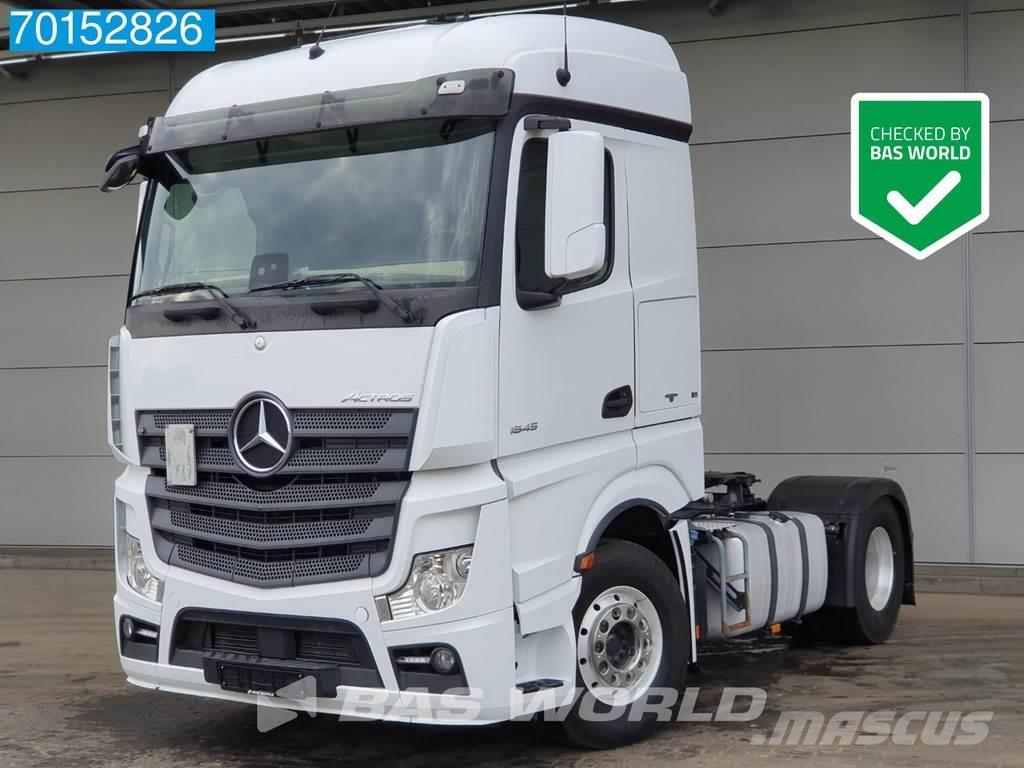 Mercedes-Benz Actros 1845 4X2 Hydraulik ACC Navi StreamSpace Alc