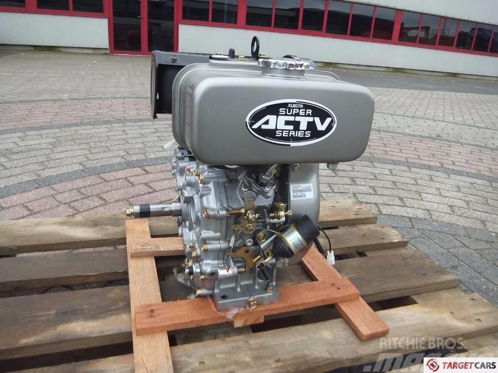 Kubota OC60-D1-QX Diesel Engine 6.2KVA New/Unused