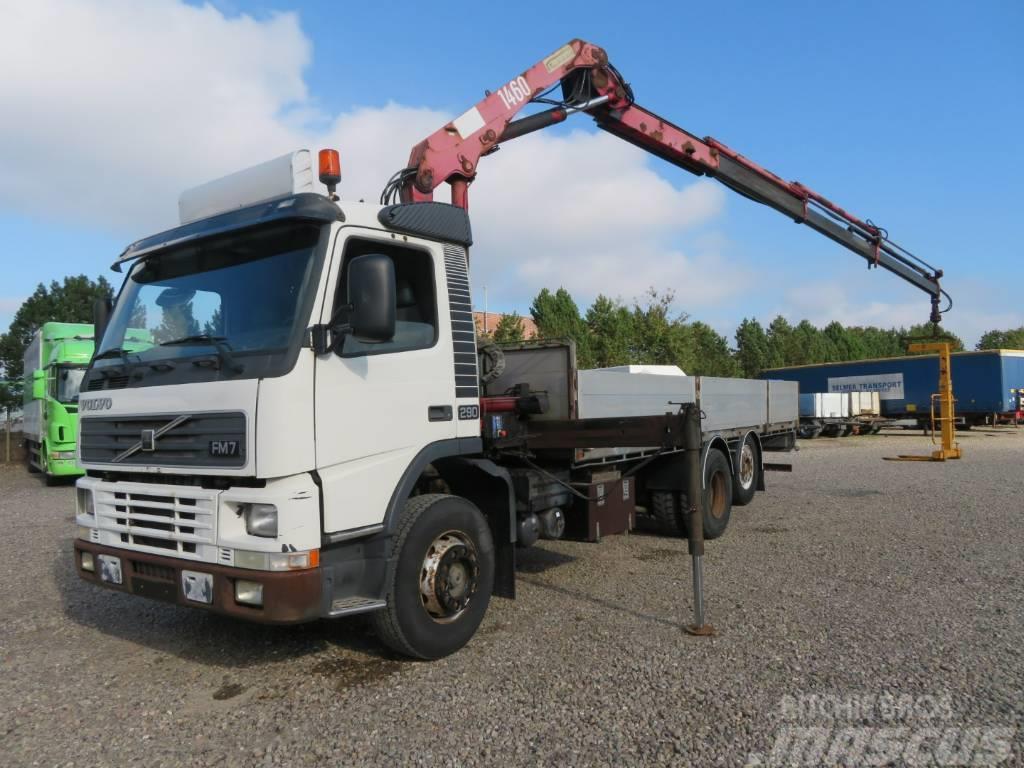 Volvo FM7/290 6x2 HMF 1463 K3