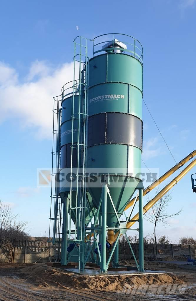 Constmach 100 tonnes CEMENT SILO Ready At Stock