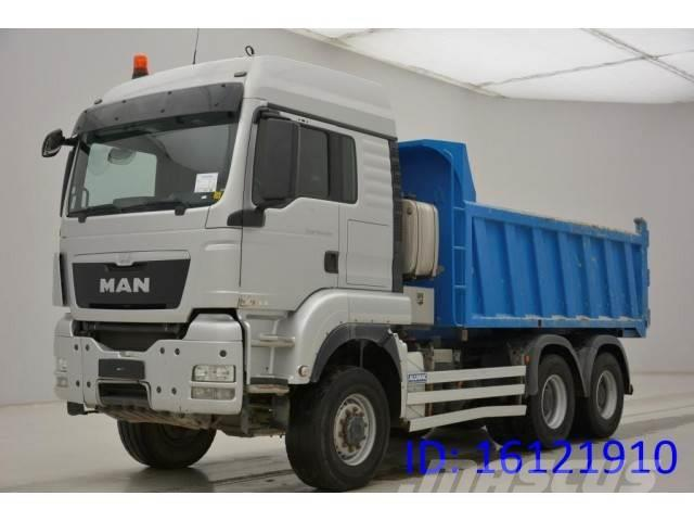 MAN TGS 26.480 - 6X6 - DOUBLE USE