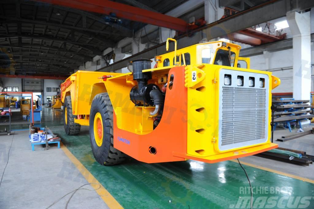 [Other] Hambition Underground transportation truck