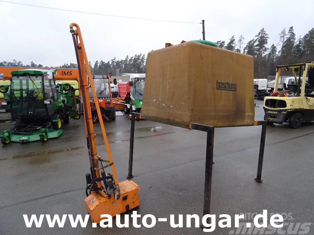 Bertsche Gießanlage Bewässerung Ladog Hansa Boki Multicar