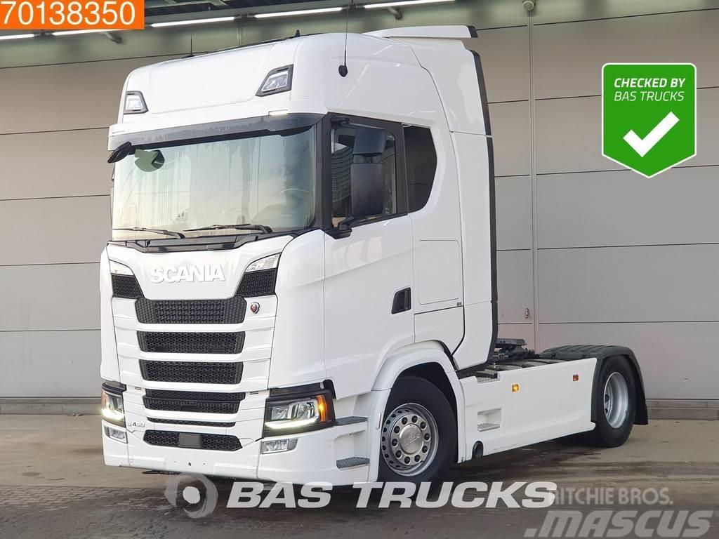 Scania S450 4X2 Retarder ACC 2x Tanks LED Euro 6