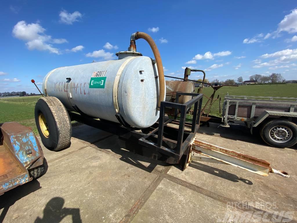 [Other] Watertank Aanhangwagen
