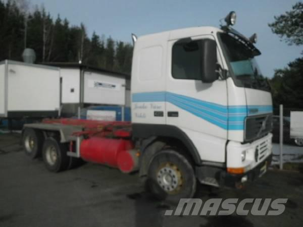 Volvo FH12, 1996, Liftdumperbilar