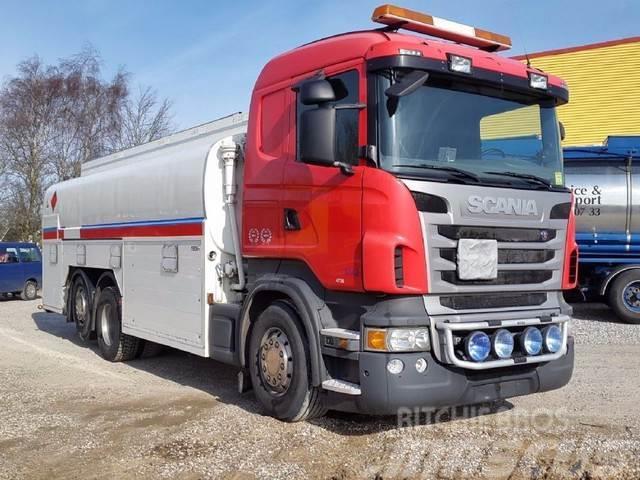 Scania R 480-500 TankZug 55000 Liter