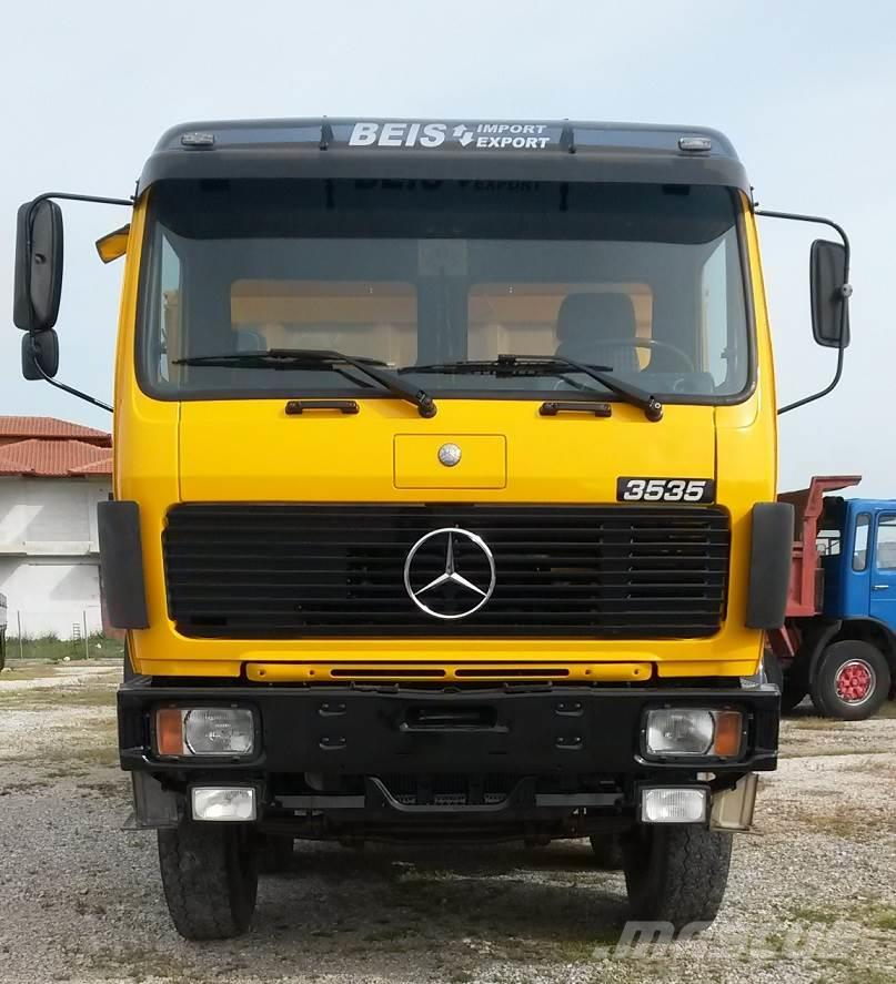 Search Results Used Vans For Sale In Nj Camper Vans Cargo: Used Mercedes-Benz 3535 K Dump Trucks Year: 1989 Price: US